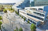 O volumetrie cu forme in zig-zag, un nou simbol arhitectural pentru Calgary