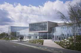 Creatorul noului centru comercial Aeroville, in valoare 185 de milioane €, la RIFF 2014