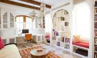 Imbogatiti camerele de zi cu detalii arhitecturale! Amenajarea camerei de zi nu se refera doar la