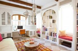 Imbogatiti camerele de zi cu detalii arhitecturale!