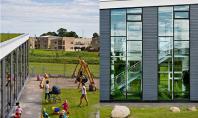 Centrul de Zi un paradis verde pentru copii Amplasat in cel mai inalt punct din Bernts