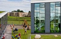 Centrul de Zi, un paradis verde pentru copii
