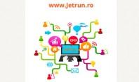Jetrun EnergoEco anunta lansarea noului site www jetrun ro intr-un format mai interactiv si usor accesibil