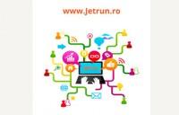 Jetrun EnergoEco anunta lansarea noului site www.jetrun.ro, intr-un format mai interactiv si usor accesibil