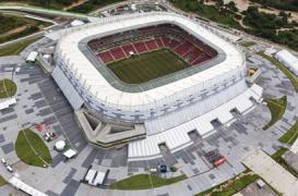 Arenele de la Campionatul Mondial 2014 din Brazilia - de la vechi la nou