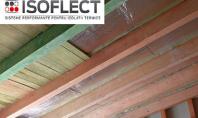 Sistem de placare si izolare termica mansarda In luna august 2014 De Langley Construct a dezvoltat