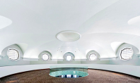 O biserica din Palo Alto transformata intr-un spatiu spectaculos pentru noi birouri Echipa de arhitecti si