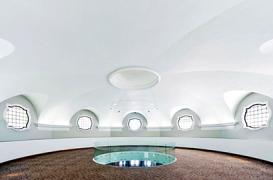O biserica din Palo Alto transformata intr-un spatiu spectaculos pentru noi birouri