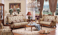 Mobila clasica Il Vero - cea mai impresionanta atractie a salonului BIFE-SIM 2014 Piese de mobilier