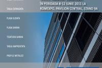 Stantobanat va invita la Targul Ambient Construct, 8-12 Iunie