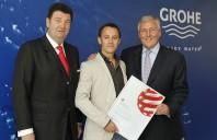 """Red dot gala: designerii GROHE s-au ales cu premiul """"echipa de design a anului"""""""