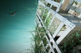 Pavilionul cultural Timisoara  - o oaza verde