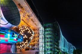 SPARCH adauga culoare zonei North Bund din Shanghai