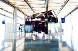 Opere de arta in valoare de 6mil de dolari expuse in Aeroportul International Sacramento