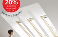 Pregatiri de iarna de la VELUX: ferestre de mansarda mai ieftine si perfect izolate