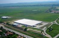 Finalizarea celei de a treia hale de productie Ecolor, din Jucu