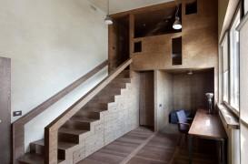 Subpanta intr-un apartament din Moscova aduce 18mp de suprafata utila in plus