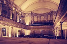 Cea mai veche sala de spectacole din lume este readusa la viata