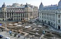 Piata Universitatii va fi amenajata pe baza unui proiect realizat de o echipa condusa de arhitecta