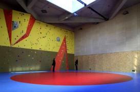 Sala de gimnastica in Tourrette Levens, Franta