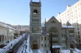 Veche biserica din Montreal transformata in sala de concerte