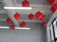 Eurofoam - solutia acustica pentru Centrul Cultural Junii Sibiului