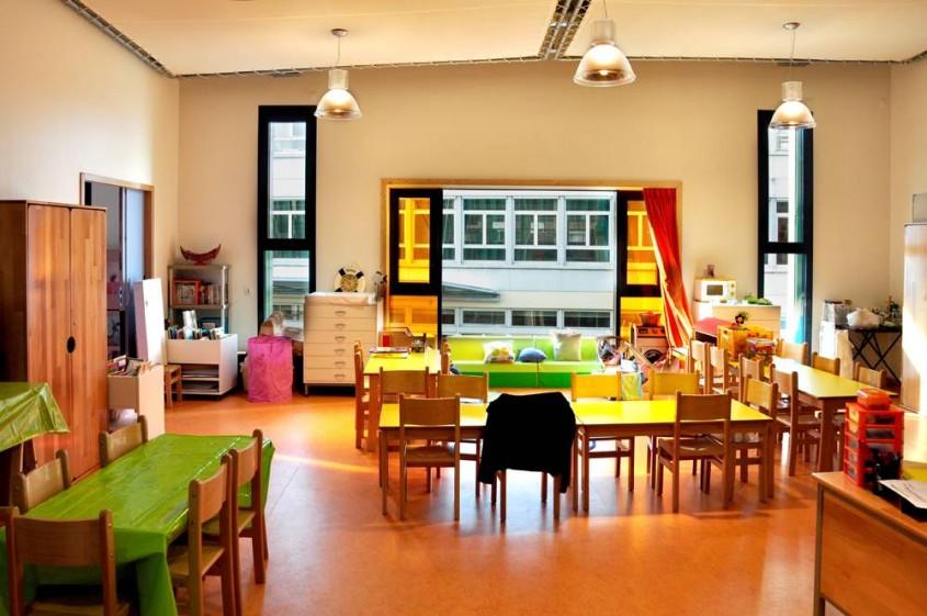 Noua scoala proiectata de Archi5 creeaza o emblema a arhitecturii durabile pariziene