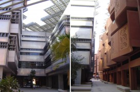 Dupa lucrari de constructii care au durat patru ani, primul oras solar incepe sa capete forma