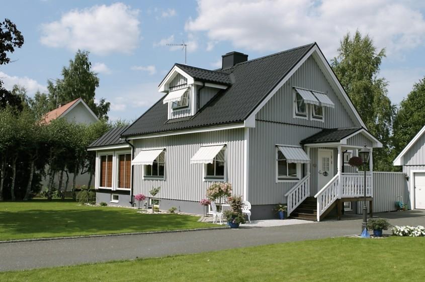Un nou proiect Lindab - Casa cu consum redus de energie