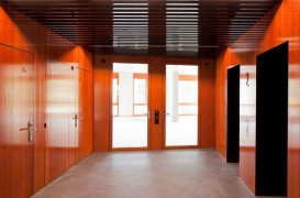 Arhitectura in Zurich exprimata in cladirea de birouri Liestal