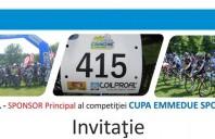 Invitatie COILPROFIL - Sponsor principal al competitiei cicliste Cupa EMMEDUE Sport 2012
