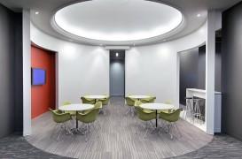 Solutia de renovare a birourilor HKS Atlanta a primit certificatul LEED Gold pentru Interioare Comerciale