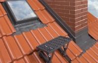 Nou in oferta Fakro - Treapta metalica pentru acoperis