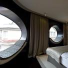 Hotelul Topazz, arhitectura contemporana in centrul istoric al Vienei