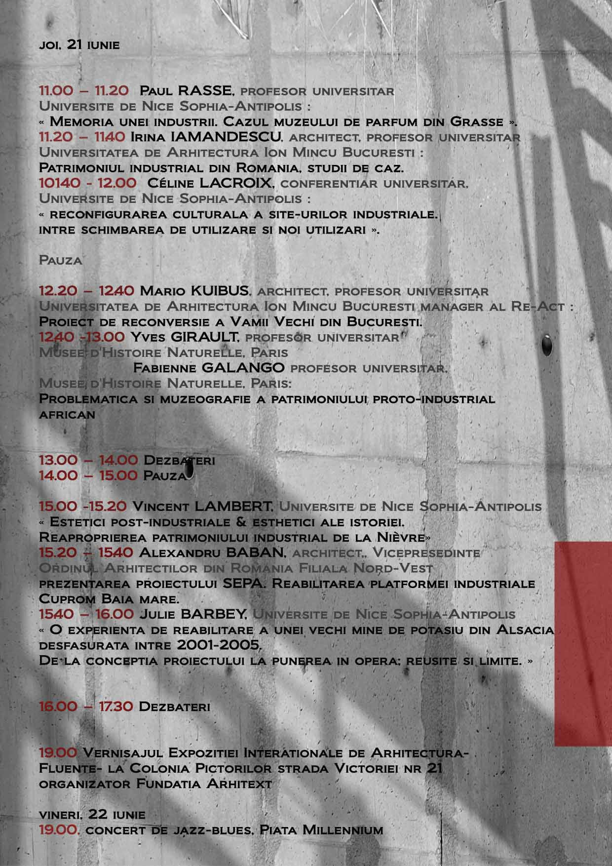 program verso mod romana copy