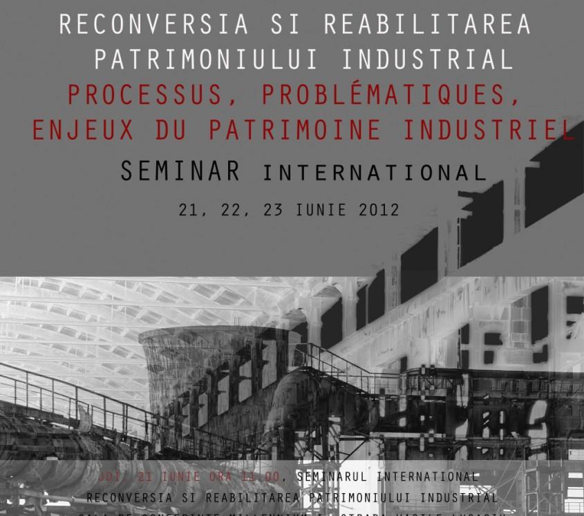 Filiala Nord - Vest a O A R va invita sa participati la Forumul International Reconversia