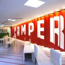 Shigeru Ban si primul proiect comercial, Camper Store din New York
