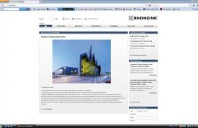 RHEINZINK are o noua pagina de INTERNET!