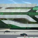 Pierrevives, noua cladire marca Zaha Hadid in Montpellier, Franta