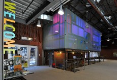 Veche fabrica din Toronto supusa lucrarilor de renovare si reconversie