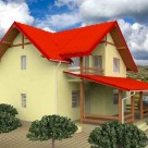 Oferta lunii iulie  - Casa lemn ILEANA - la numai 53285 euro