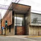 Cladire administrativa pentru Liceul Maria Auxiliadora, Chile