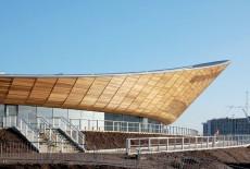 Velodromul pentru Olimpiada de la Londra, arhitectura marca Hopkins Architects