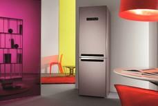 Combinele frigorifice WHIRLPOOL ABSOLUTE, o noua provocare in materie de design pentru produsele electrocasnice