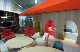 Birouri Google HQ in Covent Garden, Londra