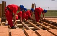 Trei companii austriece duc mai departe tradiţia construcţiilor sibiene