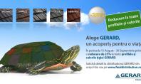 Alege GERARD, un acoperis pentru o viata! Reducere de 25% pana la 30 septembrie