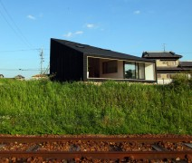 Locuinta triunghiulara propusa de Katsutoshi Sasaki + Associates