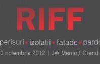 RIFF 2012, cu arhitecti premiati, pe 19 si 20 noiembrie