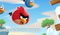 Cel mai mare parc tematic Angry Birds din lume se va construi in Vuokatti Finlanda in